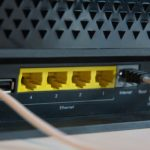 seguridad router