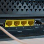 seguridad router