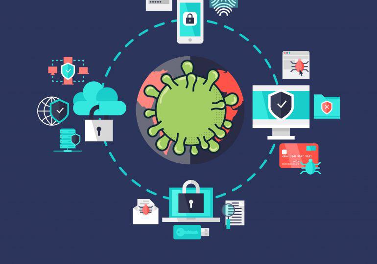 como afecta el coronavirus a la ciberseguridad
